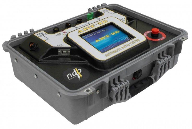 Máy đo tỷ số máy biến áp, máy biến dòng ART-3D