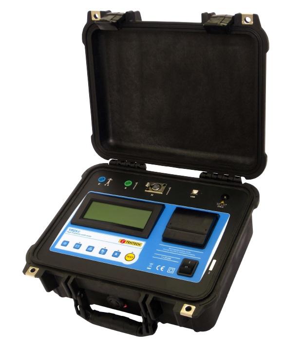 Thiết bị đo điện trở đất tần số cao TM25R
