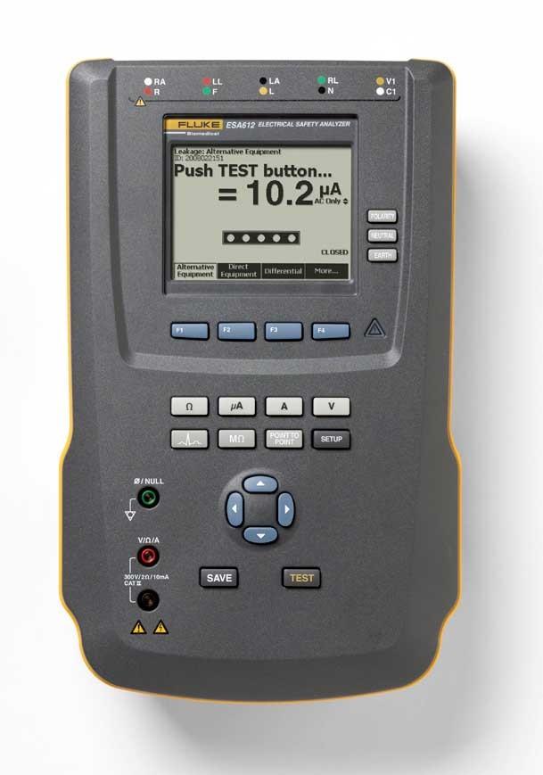 Thiết bị phân tích an toàn điện (ESA612)