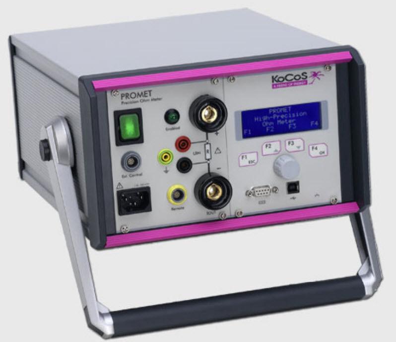 Máy đo điện trở tiếp xúc máy cắt dòng cao