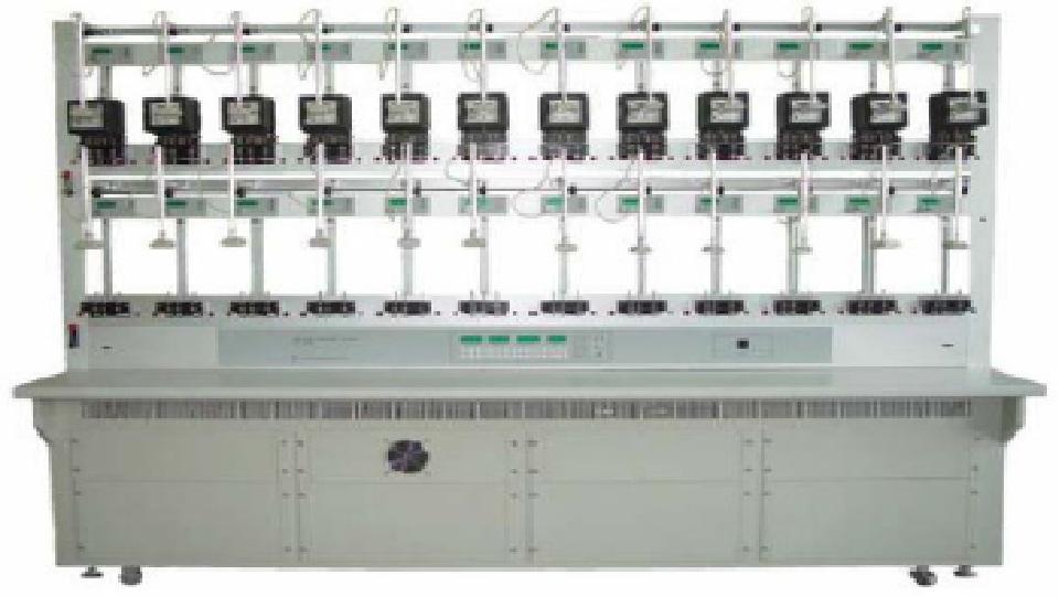 Bản kiểm tự động kiểm định công tơ 1 pha TF9100