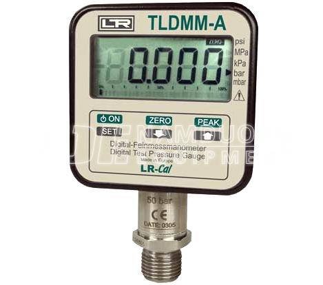 Chuẩn áp suất điện tử cấp chính xác 0.1 và 0.2