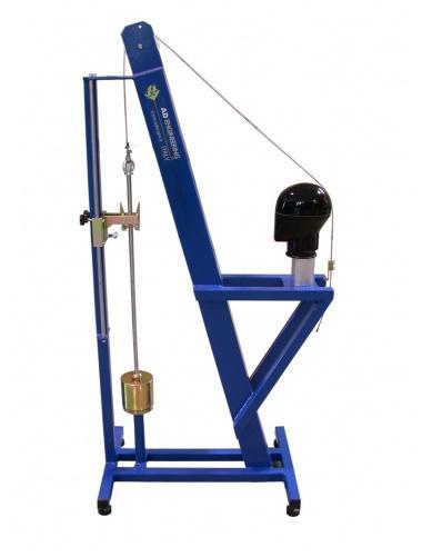 Thiết bị thử độ ổn định của mũ – ROL 1103