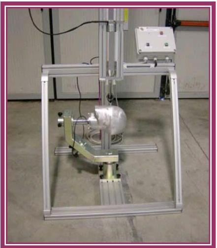 Thiết bị thử đặc tính cơ học của kính chắn gió LYHVI-1000