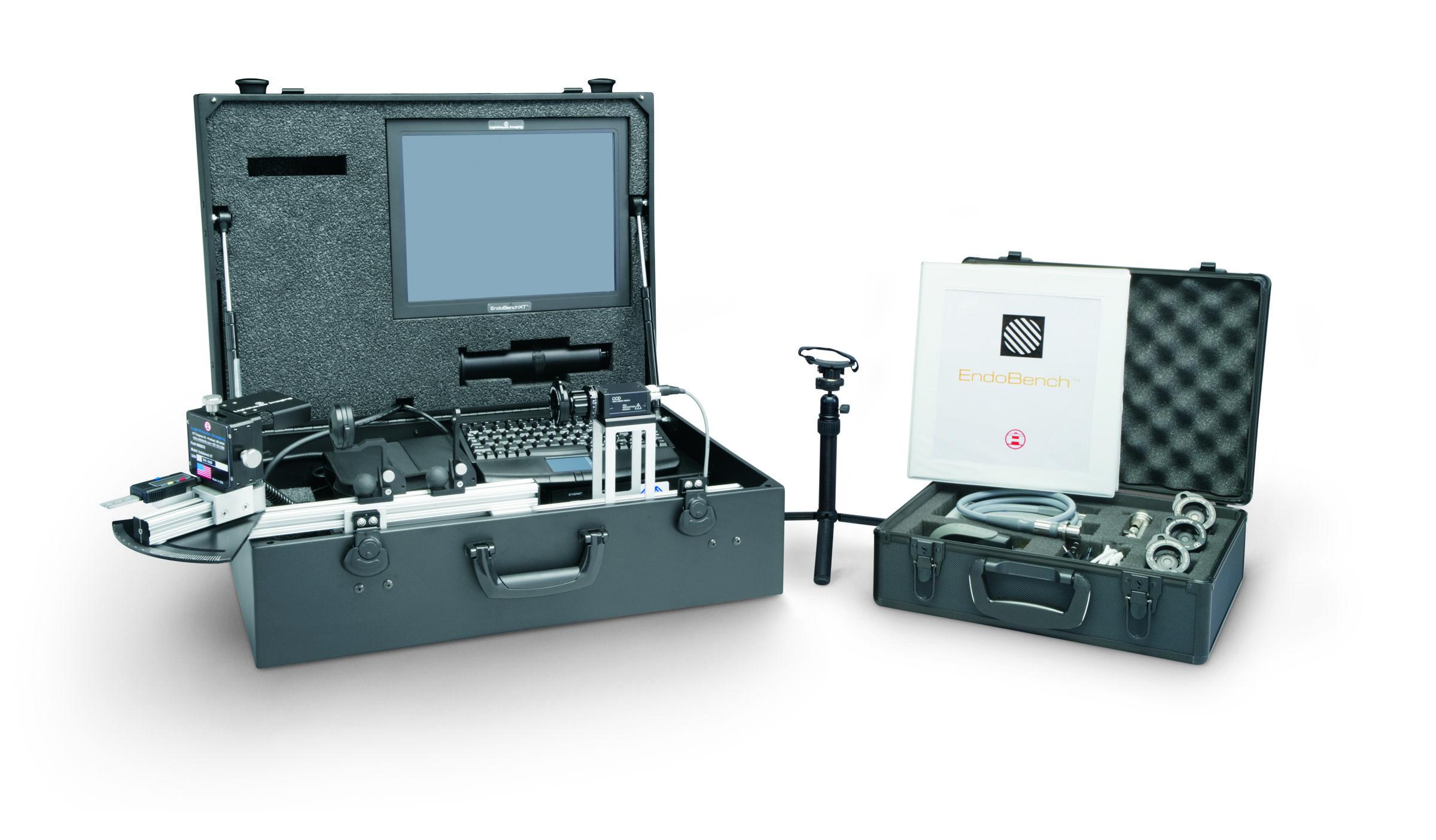 Hệ thống kiểm tra chất lượng hình ảnh máy nội soi lưu động