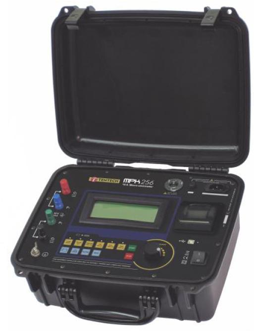 Máy đo điện trở cuộn dây máy biến áp MPK256