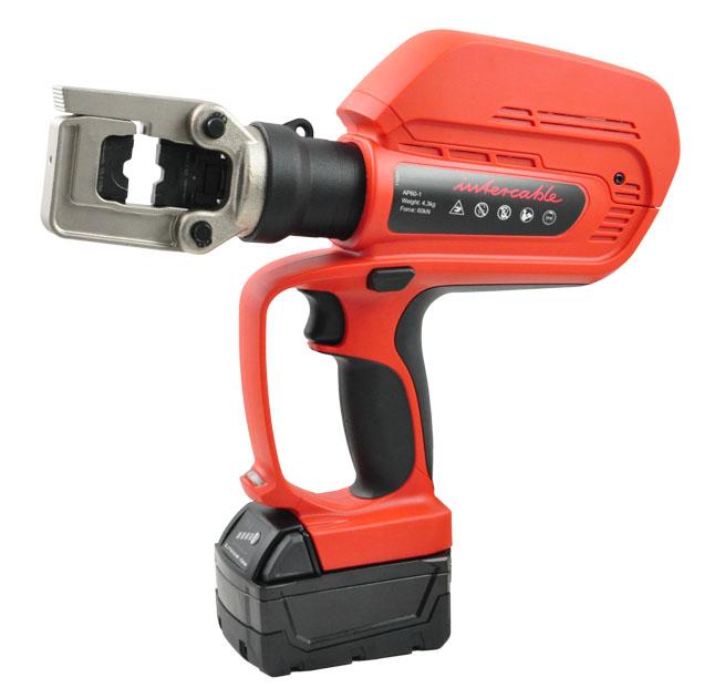 Dụng cụ ép đầu cốt thuỷ lực dùng pin